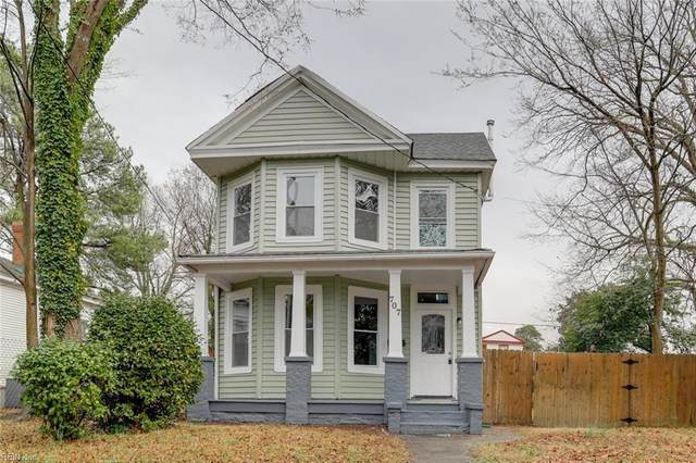 707 Vermont Ave, Portsmouth, VA 23707 (#10304361) :: AMW Real Estate