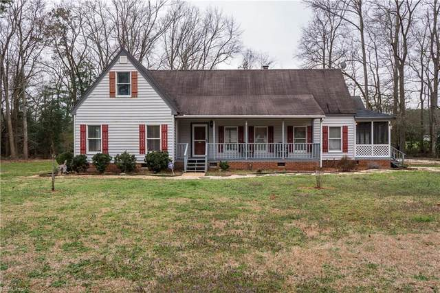 7456 Mill Creek Dr, Isle of Wight County, VA 23898 (#10304446) :: Austin James Realty LLC