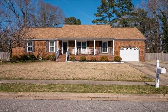 932 Weeping Willow Dr, Chesapeake, VA 23322 (MLS #10304448) :: Chantel Ray Real Estate