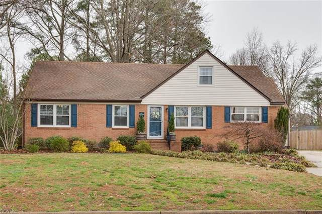 2512 S Adventure Trl, Virginia Beach, VA 23454 (#10304457) :: Kristie Weaver, REALTOR