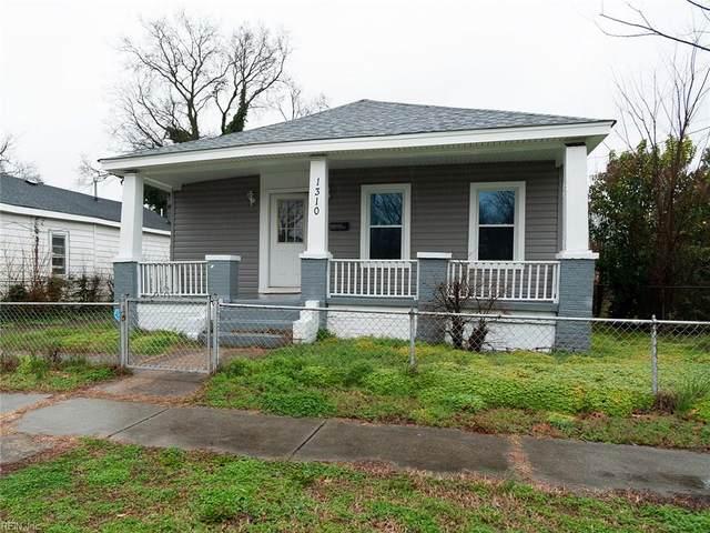 1310 Centre Ave, Portsmouth, VA 23704 (MLS #10304482) :: Chantel Ray Real Estate
