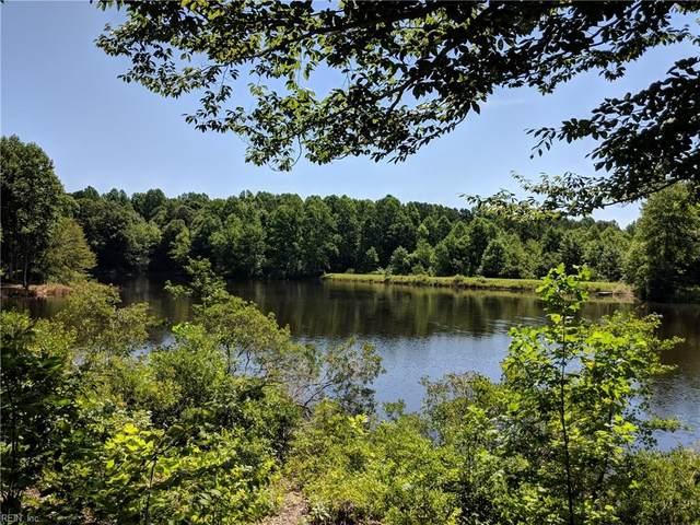 5.05ac Pond Ridge Ln, Gloucester County, VA 23061 (MLS #10304483) :: Chantel Ray Real Estate