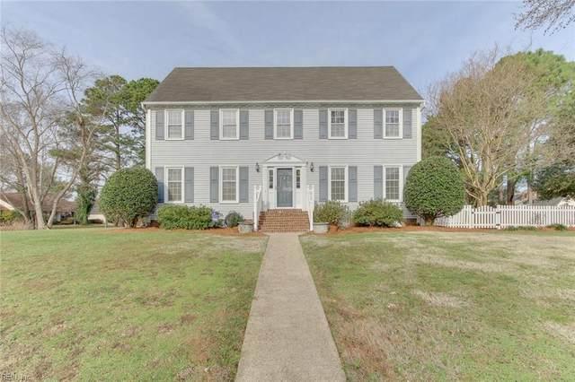 1437 Sir Richard Rd, Virginia Beach, VA 23455 (MLS #10304502) :: Chantel Ray Real Estate