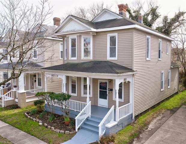 117 Hardy Ave, Norfolk, VA 23523 (MLS #10304504) :: Chantel Ray Real Estate