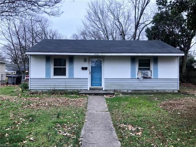 5009 82nd St, Hampton, VA 23605 (#10304508) :: Kristie Weaver, REALTOR