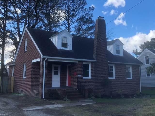 2201 Greenwood Dr, Portsmouth, VA 23702 (MLS #10304521) :: Chantel Ray Real Estate