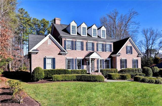 205 Castlerock, James City County, VA 23188 (#10304533) :: Berkshire Hathaway HomeServices Towne Realty