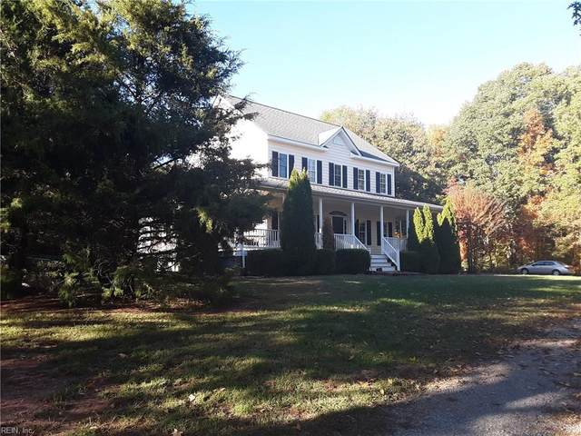 3446 Forest Grove Rd, Goochland County, VA 23153 (MLS #10304535) :: Chantel Ray Real Estate