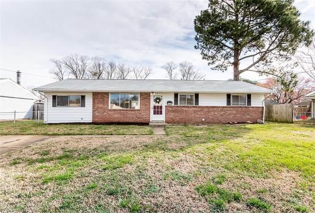 706 Greenville Ct, Hampton, VA 23669 (MLS #10304553) :: Chantel Ray Real Estate