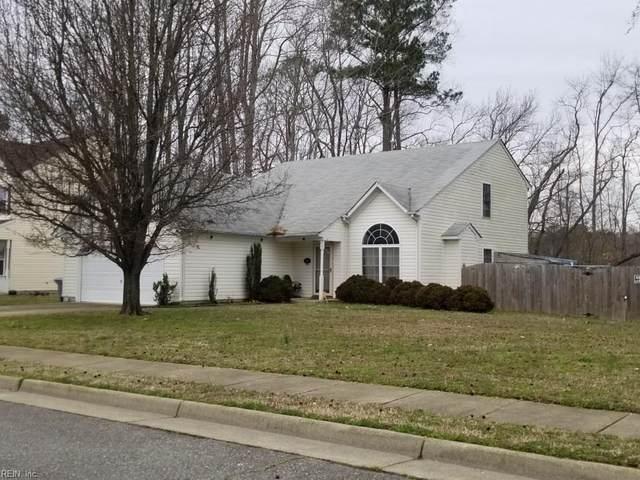 135 Baker Farm Dr, Hampton, VA 23666 (MLS #10304557) :: Chantel Ray Real Estate
