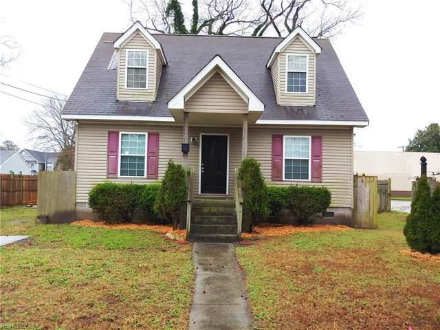8 Woodland St, Portsmouth, VA 23702 (#10304568) :: Berkshire Hathaway HomeServices Towne Realty