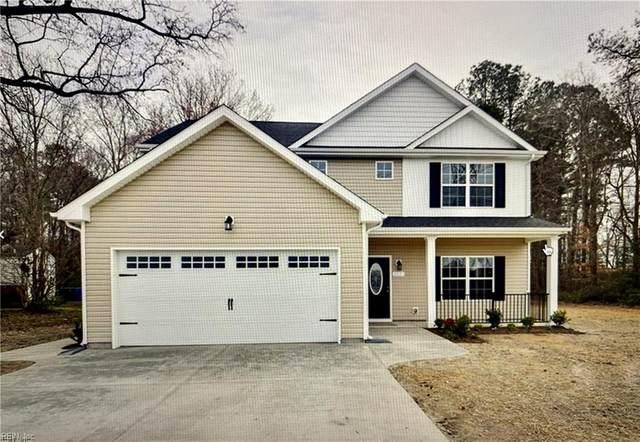 1656 Holland Corner Rd, Suffolk, VA 23437 (MLS #10304614) :: Chantel Ray Real Estate