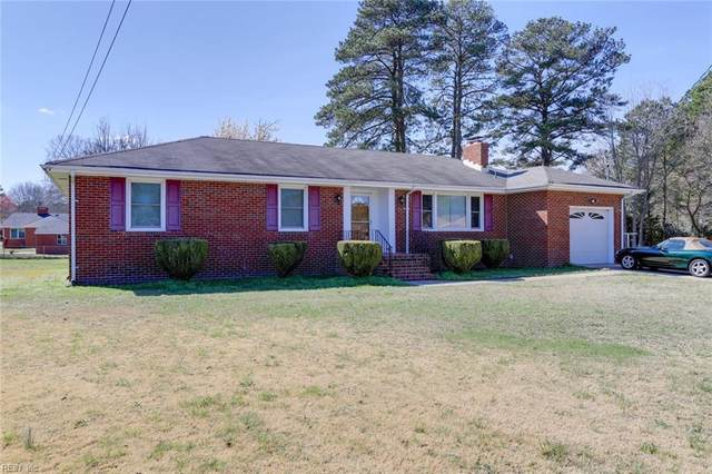 405 Oriole Rd, Portsmouth, VA 23701 (MLS #10304615) :: Chantel Ray Real Estate