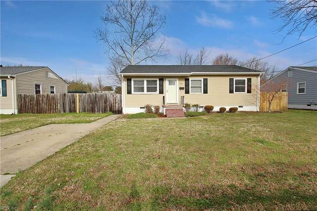 1111 76th St, Newport News, VA 23605 (MLS #10304625) :: Chantel Ray Real Estate