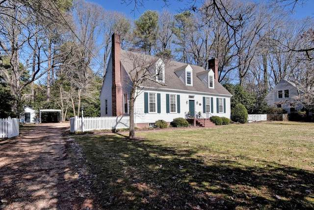 109 John Tyler Ln, Williamsburg, VA 23185 (#10304658) :: Upscale Avenues Realty Group