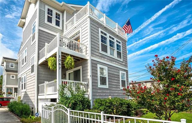 1067 W Ocean View Ave A, Norfolk, VA 23503 (#10304710) :: Rocket Real Estate