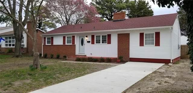 4 Markham Dr, Hampton, VA 23669 (MLS #10304739) :: Chantel Ray Real Estate
