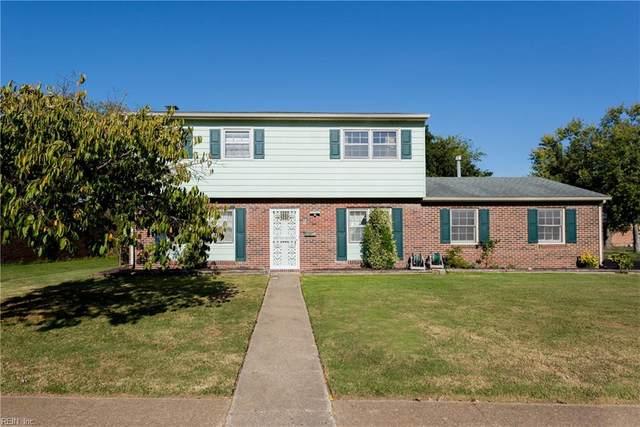 2 Fort Worth St, Hampton, VA 23669 (MLS #10304748) :: Chantel Ray Real Estate