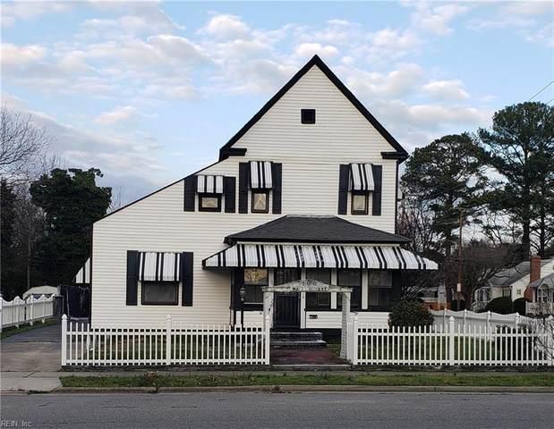 100 Maple Ave, Newport News, VA 23607 (#10304750) :: Encompass Real Estate Solutions