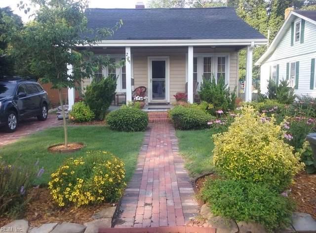 221 Locust Ave, Hampton, VA 23661 (#10304814) :: Berkshire Hathaway HomeServices Towne Realty