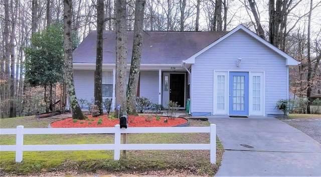 226 Locust St, Suffolk, VA 23434 (MLS #10304817) :: Chantel Ray Real Estate