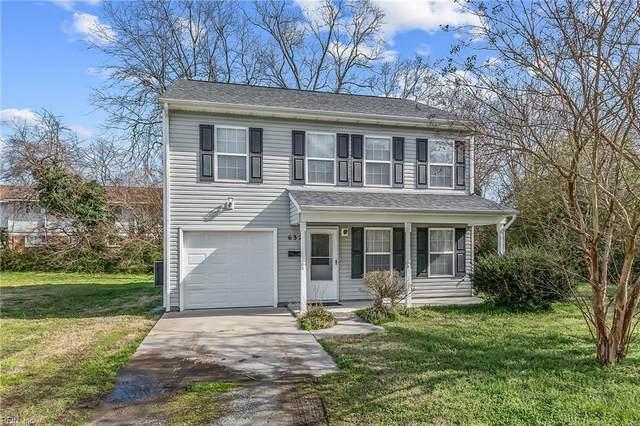 632 Teach St, Hampton, VA 23661 (MLS #10304854) :: Chantel Ray Real Estate
