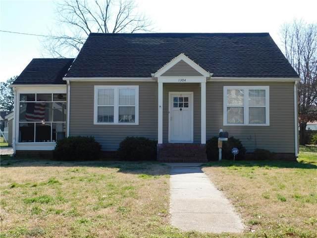 1304 Freeman Ave, Chesapeake, VA 23324 (#10304953) :: Encompass Real Estate Solutions