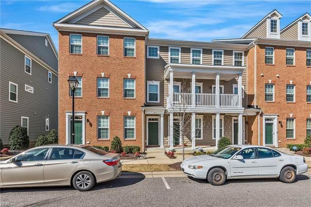 317 Fountain Way #49, Hampton, VA 23666 (#10304961) :: Atkinson Realty