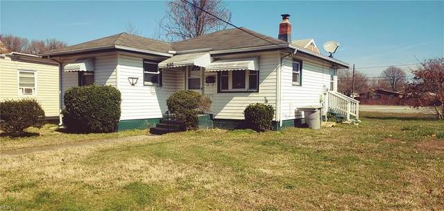 630 Day St, Hampton, VA 23661 (#10304979) :: Encompass Real Estate Solutions