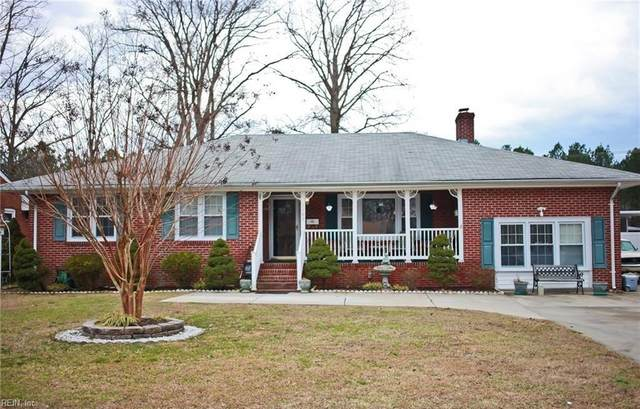 1167 Tyler Ave, Newport News, VA 23601 (#10305024) :: RE/MAX Central Realty