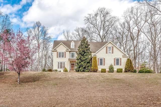 8140 Wrenfield Dr, James City County, VA 23188 (MLS #10305025) :: Chantel Ray Real Estate
