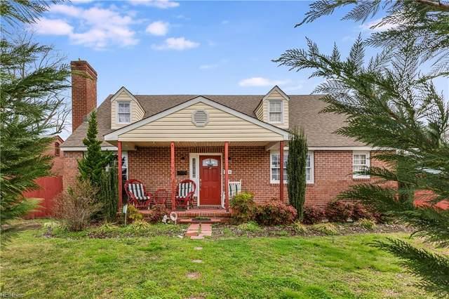 434 Seminole Rd, Hampton, VA 23661 (#10305026) :: Kristie Weaver, REALTOR