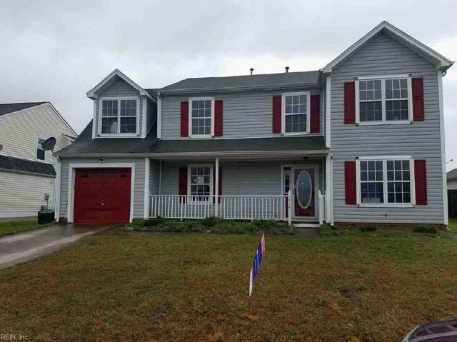 214 Jouster Way, Suffolk, VA 23434 (#10305050) :: RE/MAX Central Realty