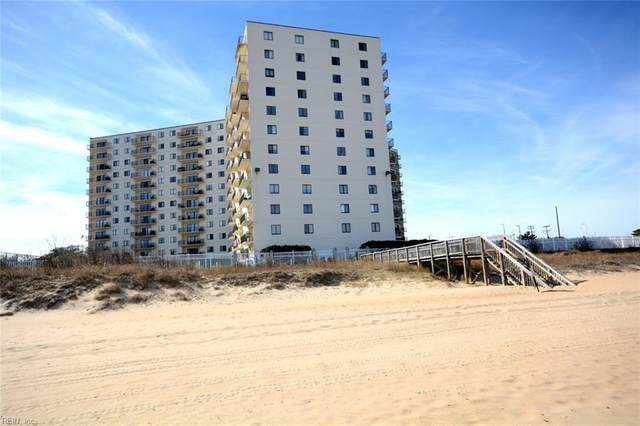 100 E Ocean View Ave #212, Norfolk, VA 23503 (MLS #10305058) :: AtCoastal Realty