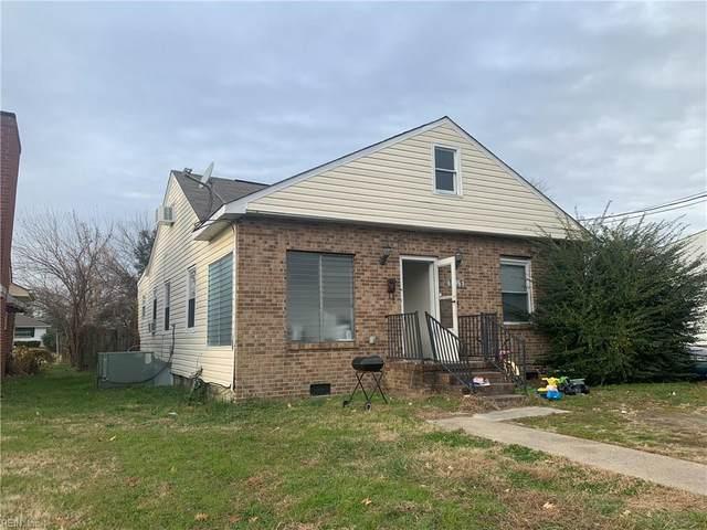 1235 35th St, Newport News, VA 23607 (MLS #10305095) :: Chantel Ray Real Estate