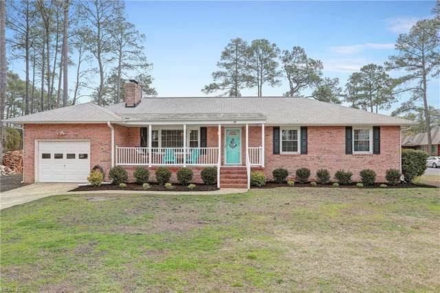 31 Bayview Dr, Poquoson, VA 23662 (#10305100) :: Atlantic Sotheby's International Realty