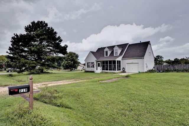 219 Loch Haven Dr, James City County, VA 23188 (#10305176) :: Rocket Real Estate