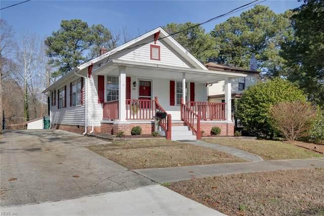 332 Highland Ave, Suffolk, VA 23434 (MLS #10305183) :: Chantel Ray Real Estate