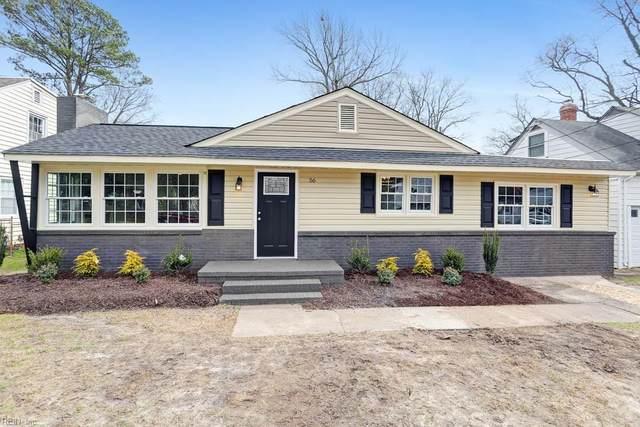 56 Randolph Rd, Newport News, VA 23601 (#10305192) :: Atkinson Realty