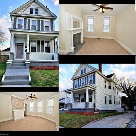321 W 36th St, Norfolk, VA 23508 (MLS #10305226) :: Chantel Ray Real Estate