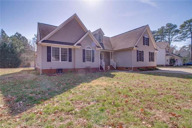 328 Little Florida Rd, Poquoson, VA 23662 (#10305231) :: Atlantic Sotheby's International Realty
