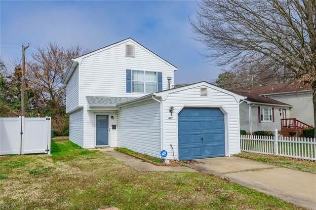 457 North Ave, Newport News, VA 23601 (#10305256) :: Abbitt Realty Co.