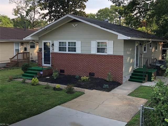 623 Milford Ave, Hampton, VA 23661 (#10305275) :: Abbitt Realty Co.