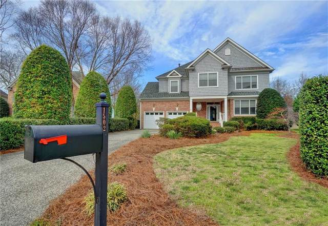 1502 Montpelier Ct, Norfolk, VA 23509 (MLS #10305291) :: Chantel Ray Real Estate