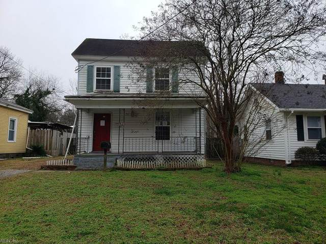 309 Highland Ave, Suffolk, VA 23434 (MLS #10305298) :: Chantel Ray Real Estate