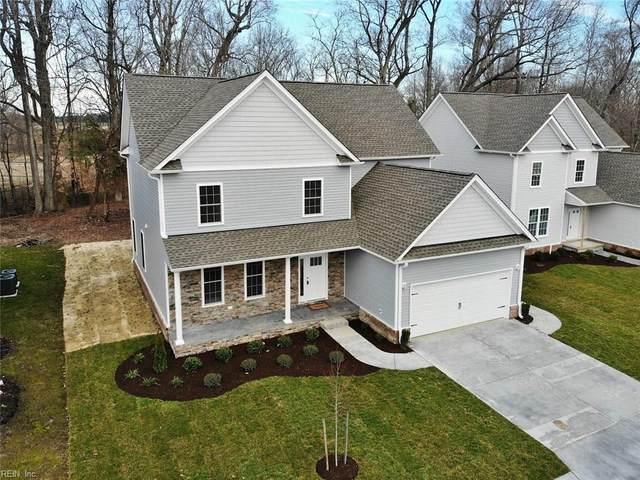 123 Bowman Dr, Suffolk, VA 23434 (MLS #10305305) :: Chantel Ray Real Estate