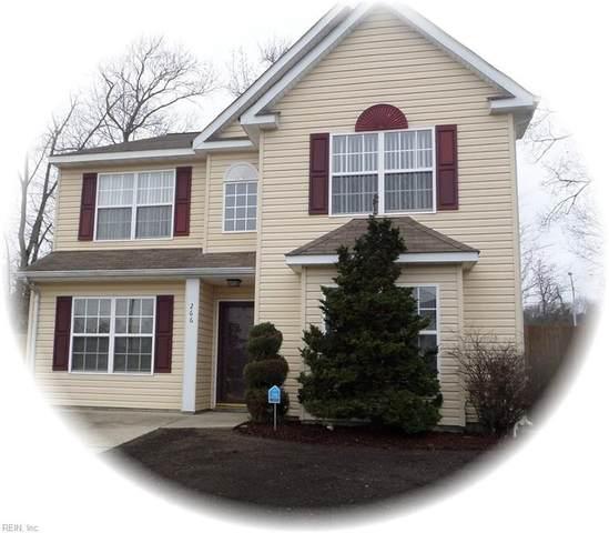 266 Bradmere Loop, Newport News, VA 23608 (MLS #10305308) :: Chantel Ray Real Estate