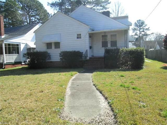 1439 Cedar Ln, Norfolk, VA 23508 (#10305320) :: RE/MAX Central Realty