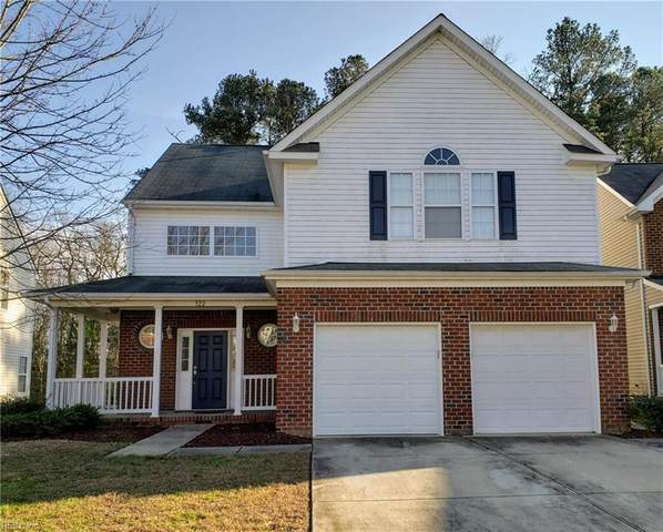 322 Bexley Park Way, Newport News, VA 23608 (#10305350) :: The Kris Weaver Real Estate Team