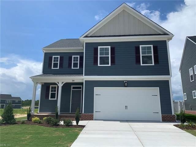 233 Mccormick Dr, Suffolk, VA 23434 (MLS #10305360) :: Chantel Ray Real Estate